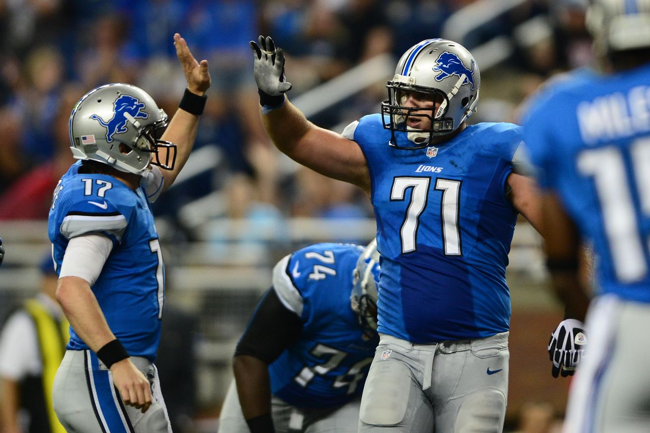 NFL Jerseys Sale - Lions video review: Riley Reiff could be the difference this week ...