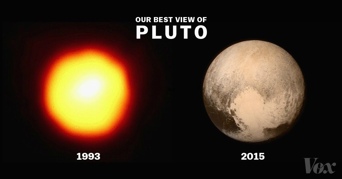 The crowning achievement of the Pluto mission, in one ...