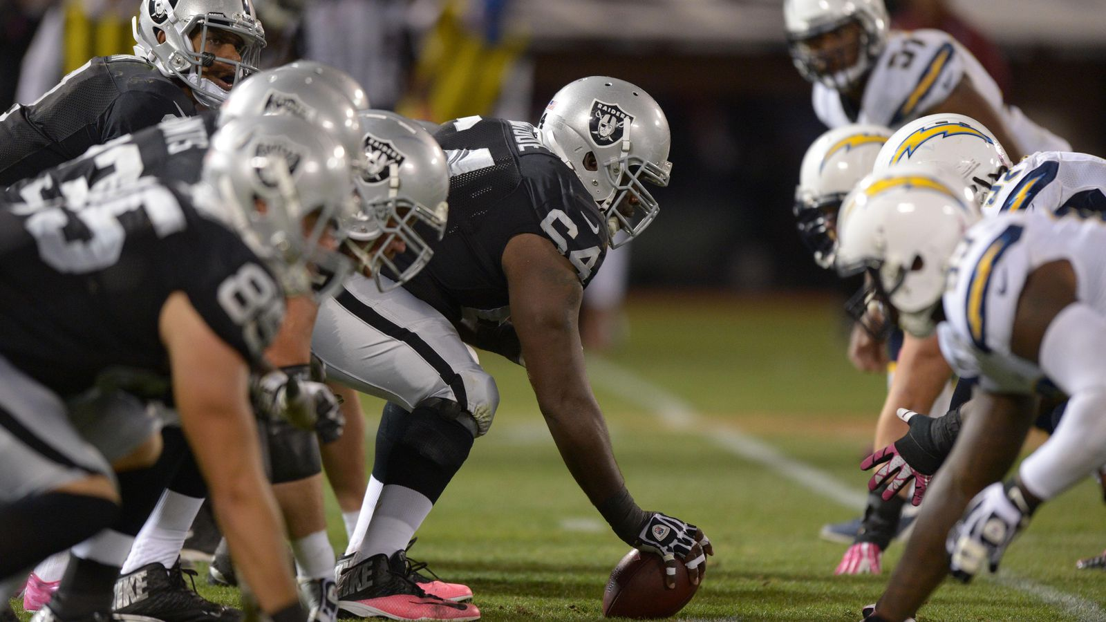 Raiders Vs Chargers Game Time Tv Schedule Online