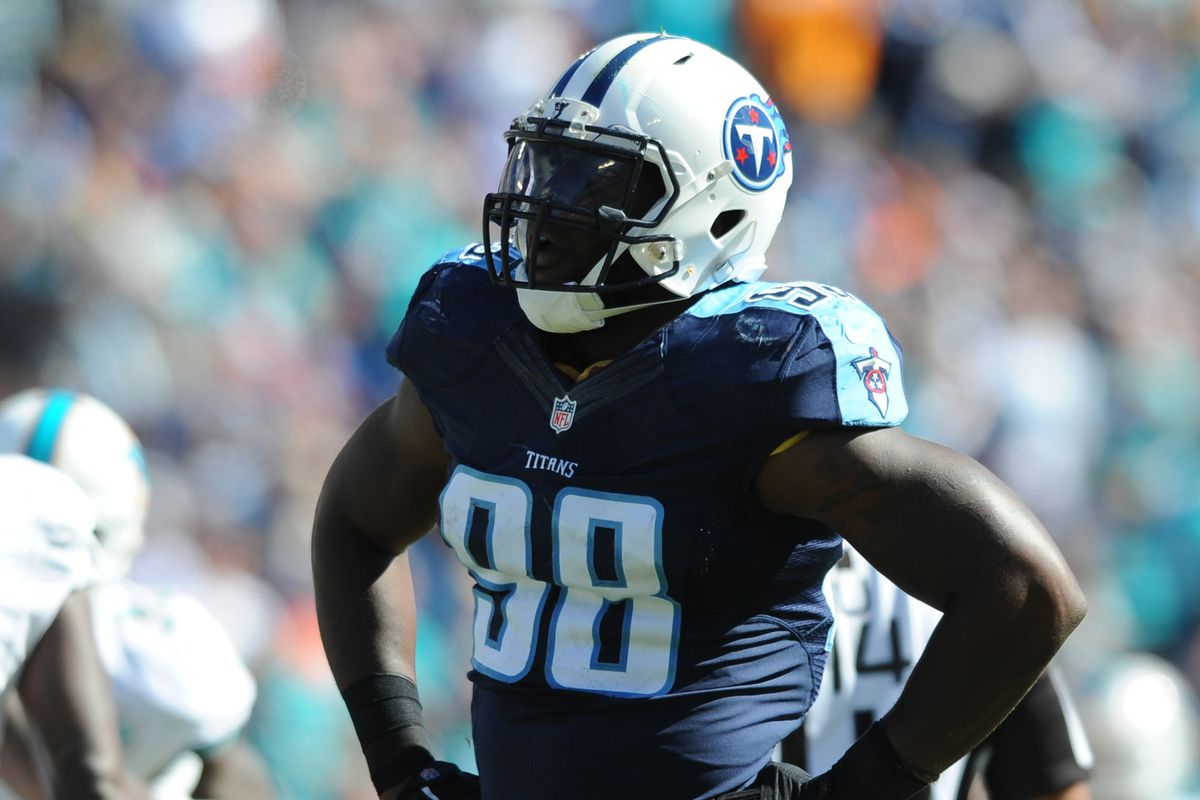 brian orakpo called the eagles offensive line garbage while christopher hanewinckel usa today sports