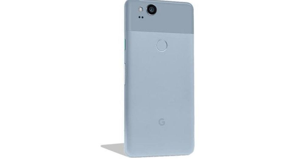 Googles Pixel 2 will come in new kinda blue color