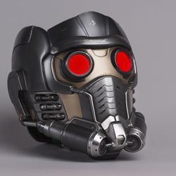 Star Lord helmet / From Guardians of the Galaxy 2014 © 2017 MARVEL<br><br><br><br>