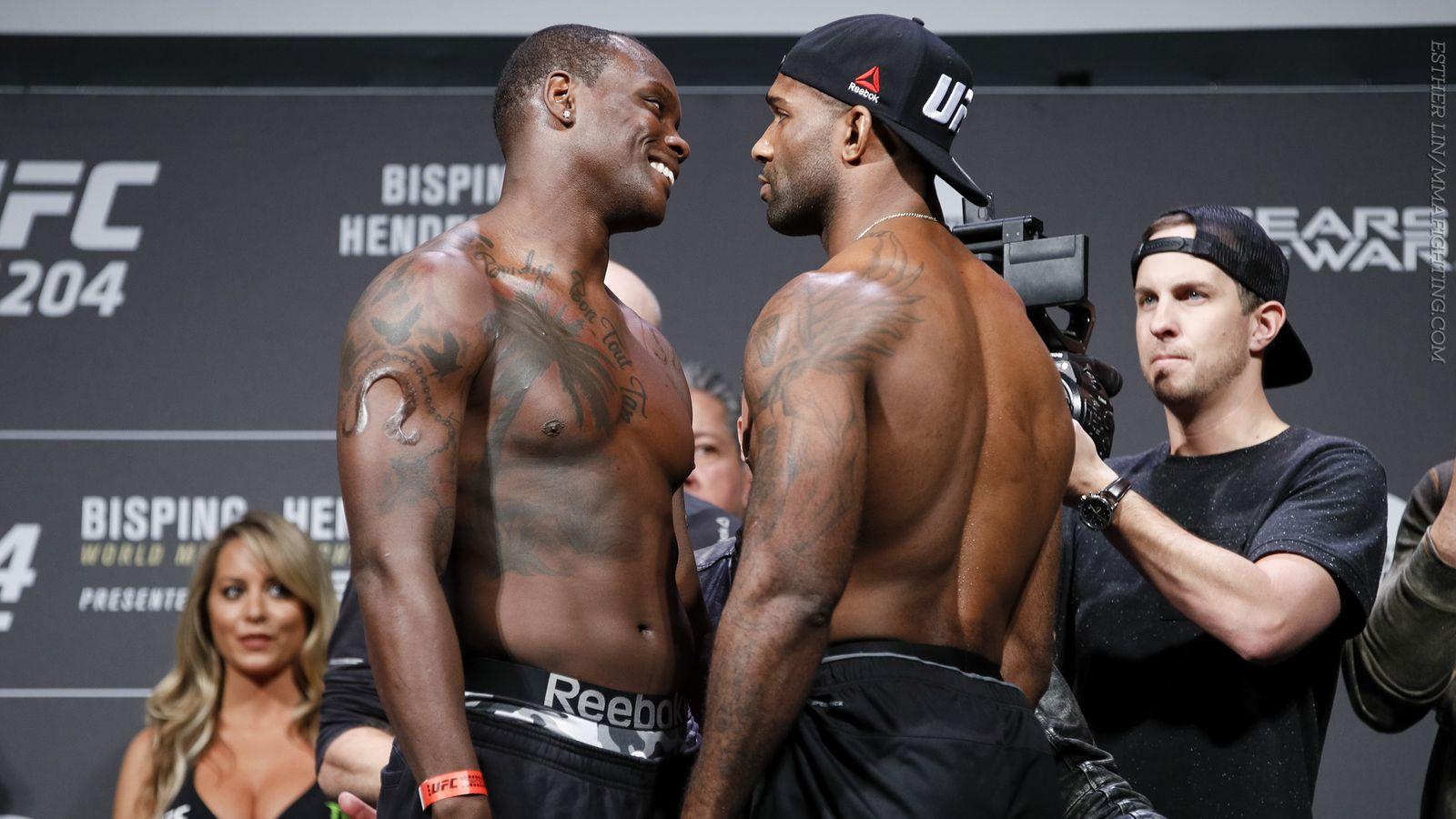 UFC 204 live blog: Ovince Saint Preux vs. Jimi Manuwa