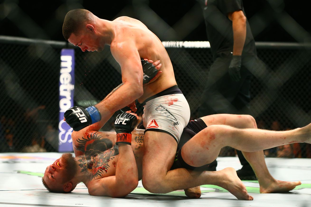 Director: Conor McGregor bailed on xXx movie because he got his ass kicked by Nate Diaz