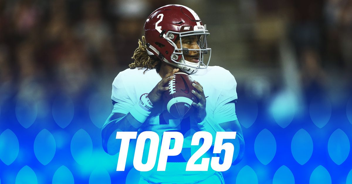 Collecting 4 new Top 25 rankings