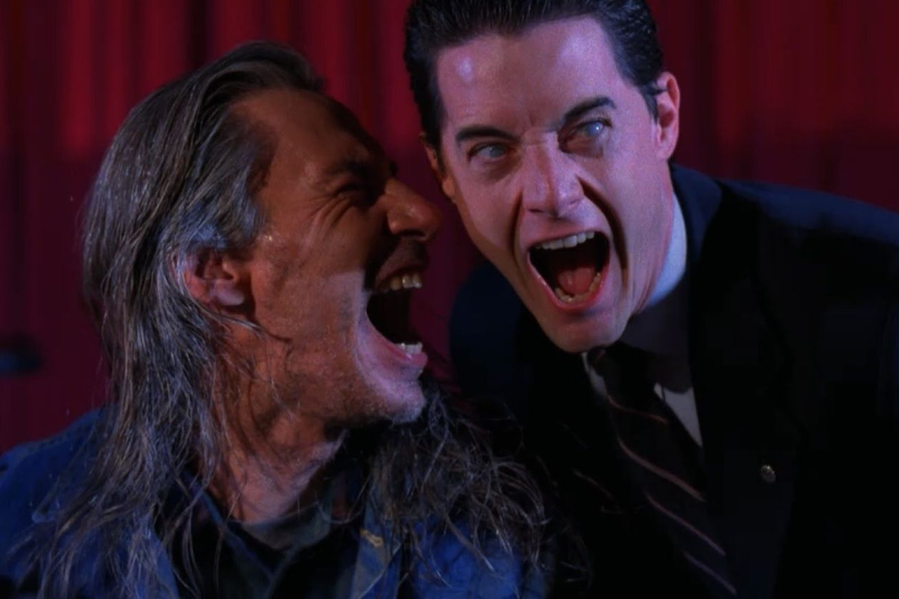 photo image Do we really want answers to Twin Peaks' original questions?