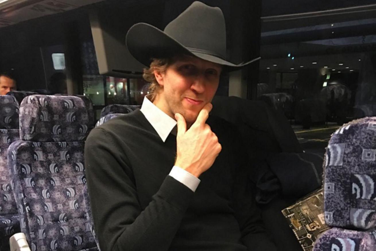 Image result for dirk nowitzki cowboy hat