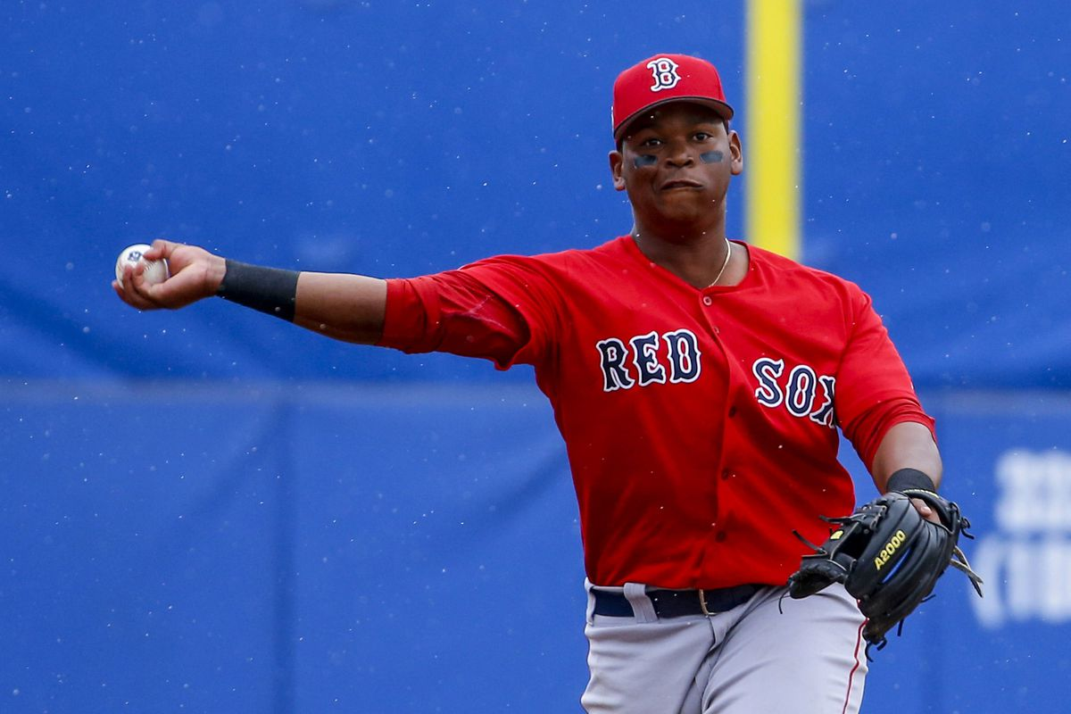 Betts plays leading role in Red Sox victory