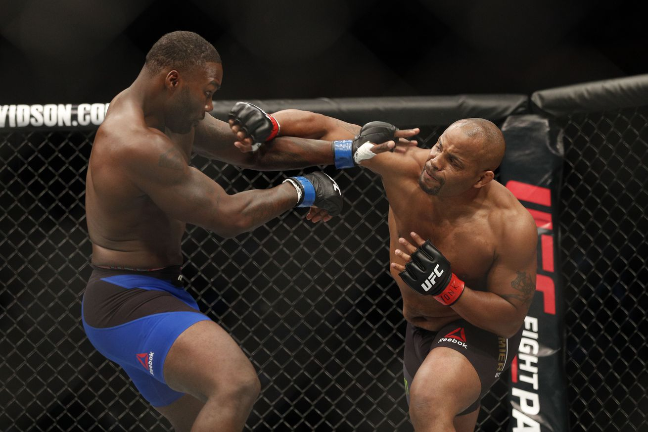 UFC 210 results from last night: Daniel Cormier vs Anthony Johnson fight recap