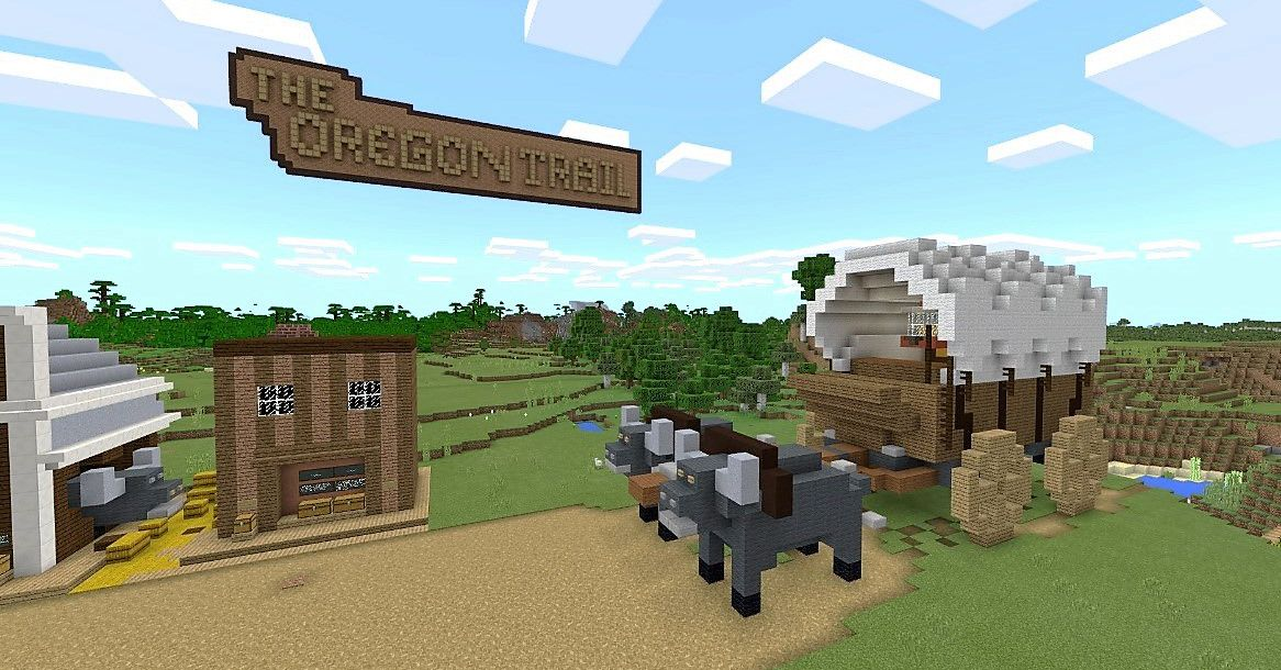 The Oregon Trail is Coming Back to Schools Through Minecraft