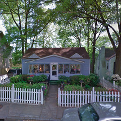 The home's predecessor in 2012.