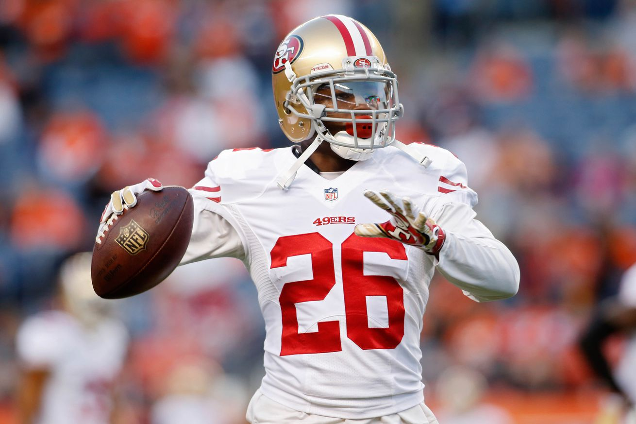 Nike NFL Jerseys - San Francisco 49ers 2014 roster review: Cornerbacks - Niners Nation