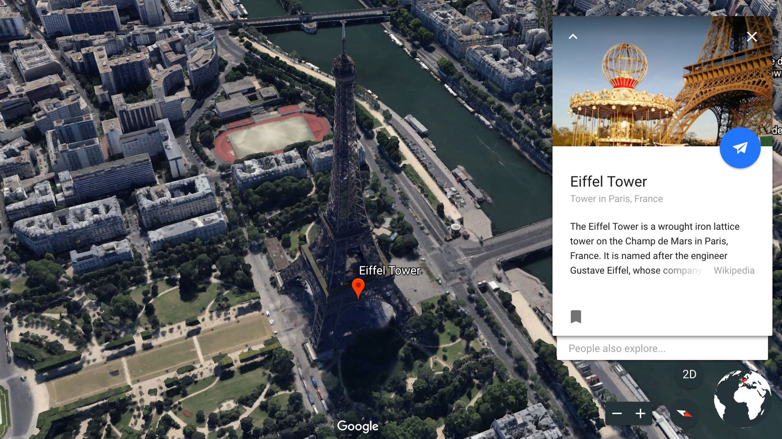 Five New Things You Can do with Google Earth