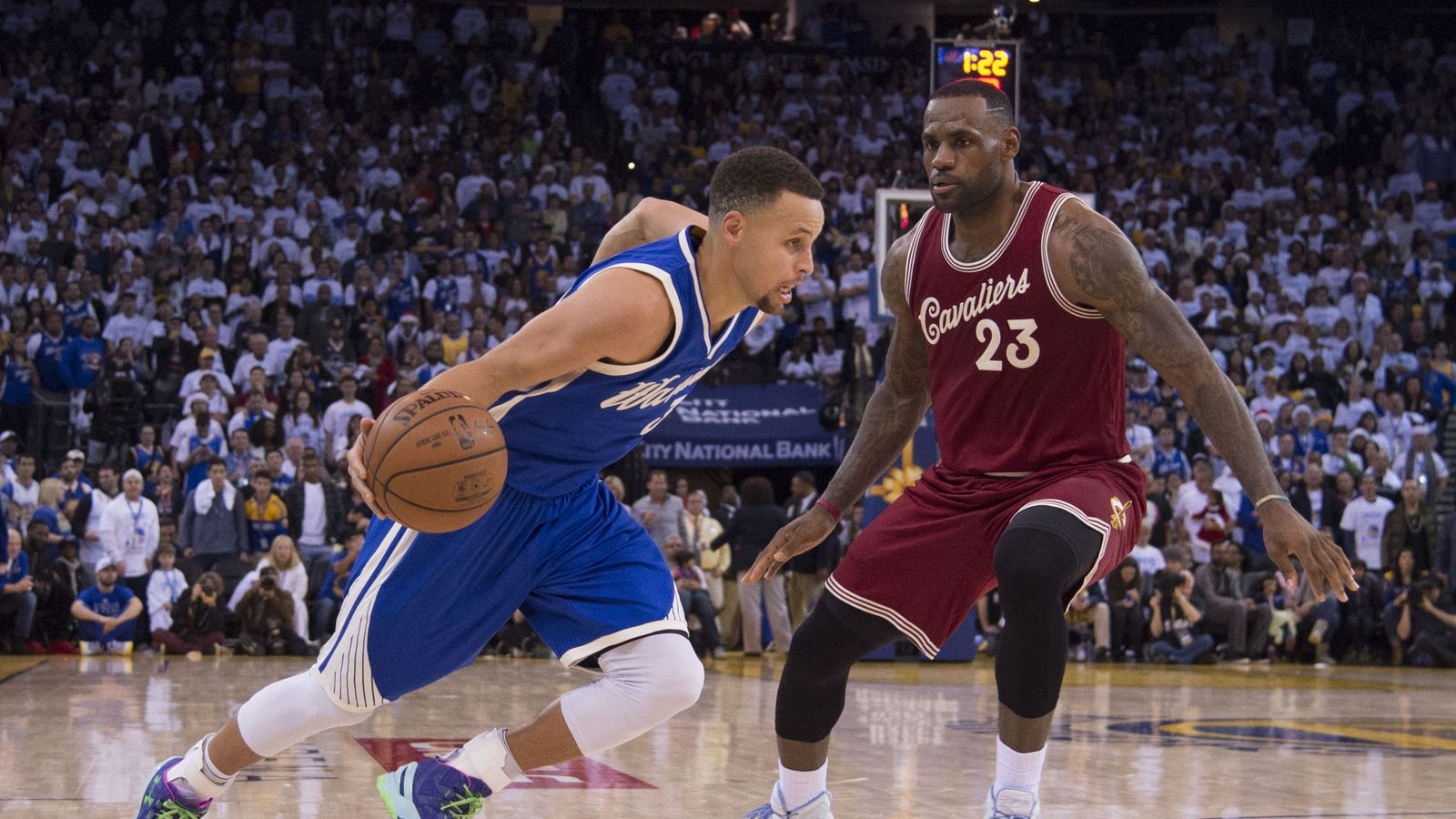 Warriors vs. Cavs 2016 NBA Finals predictions: Forcasting ...