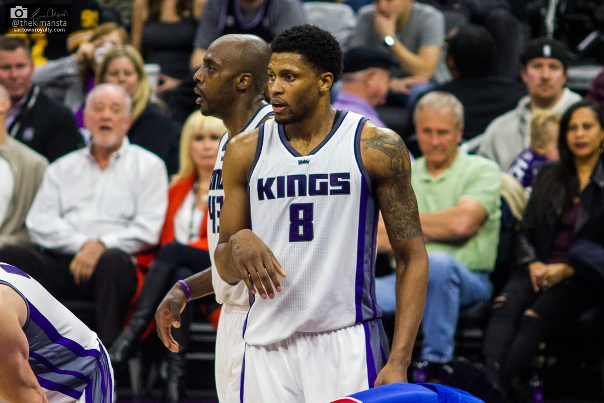 Rudy Gay To Opt Out Of $14.2M Contract With Kings