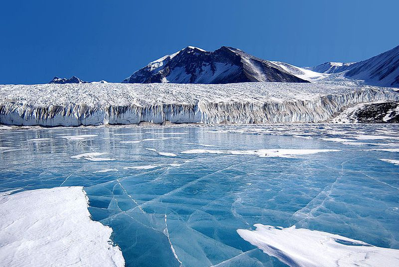 Antarctica's ice melt has been accelerating in the last two decades