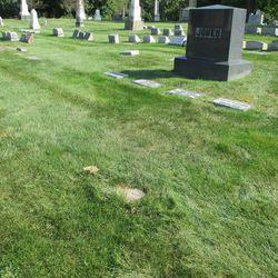 Gravesite of Charlie Guth