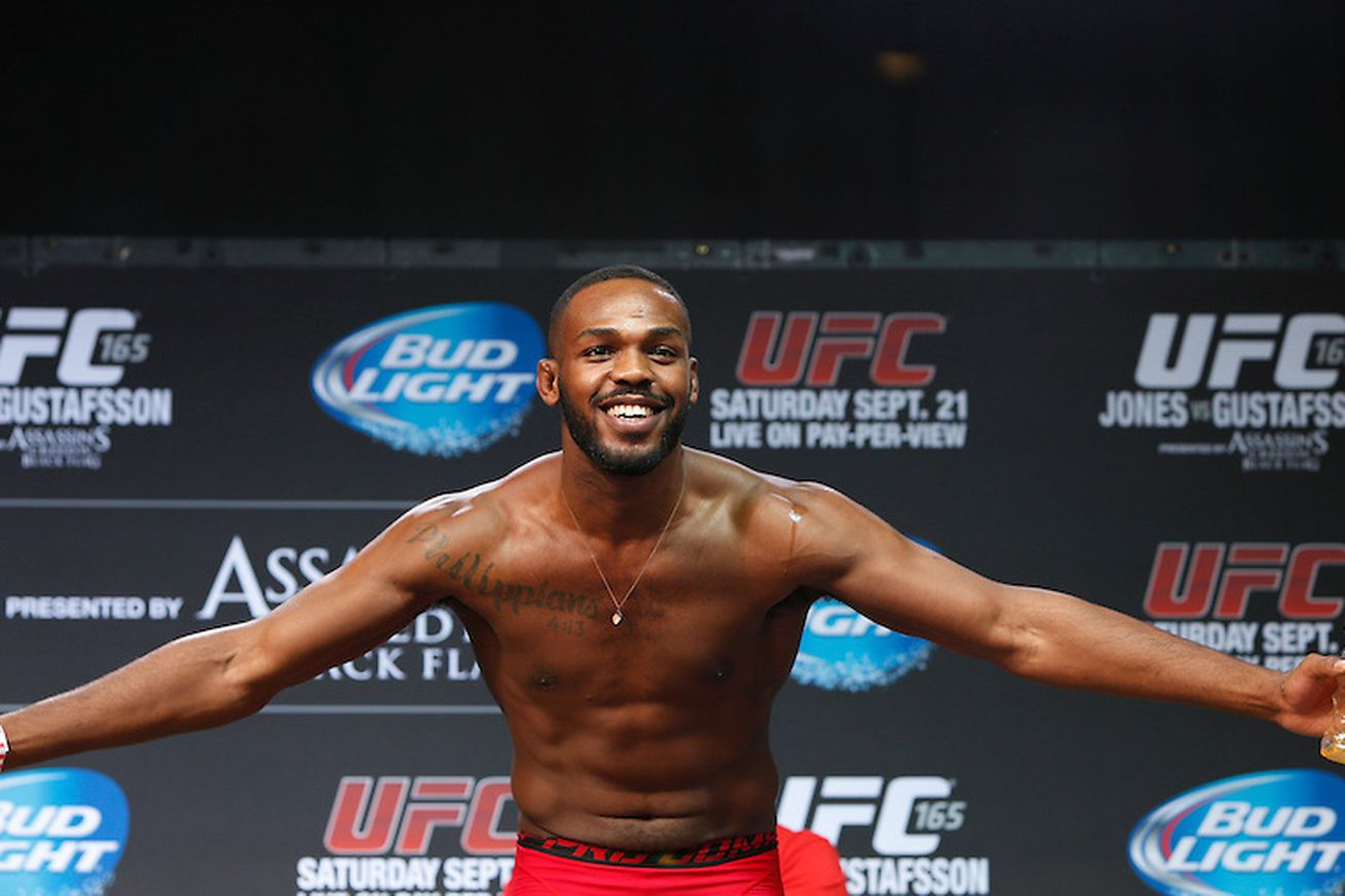 community news, Jon Jones wont entertain a grappling douchebag like Dillon Danis