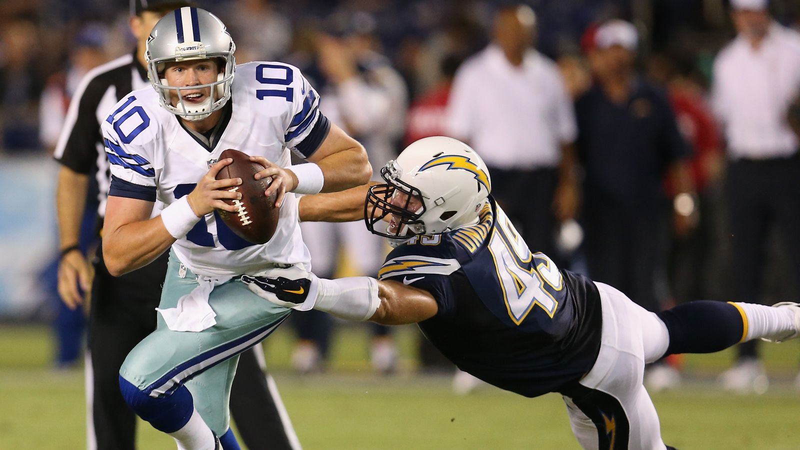 NFL Jerseys Official - NFL Practice Squad: Eagles sign Colton Underwood - Bleeding Green ...