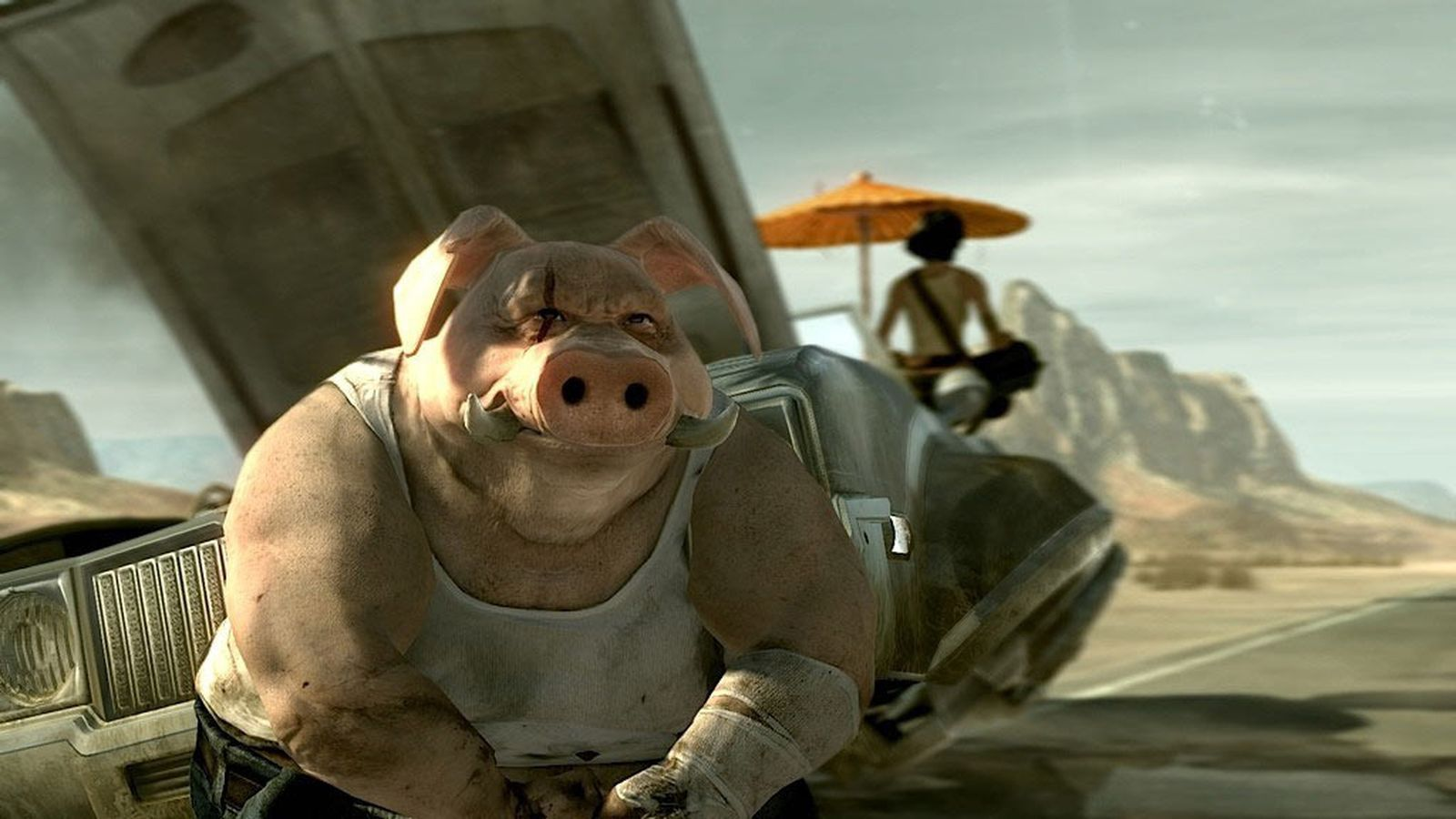 Ubisoft is still working on beyond good amp evil 2 the verge
