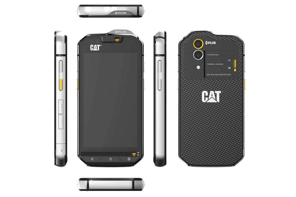 Cat's next rugged phone will be the first with a built-in ...
