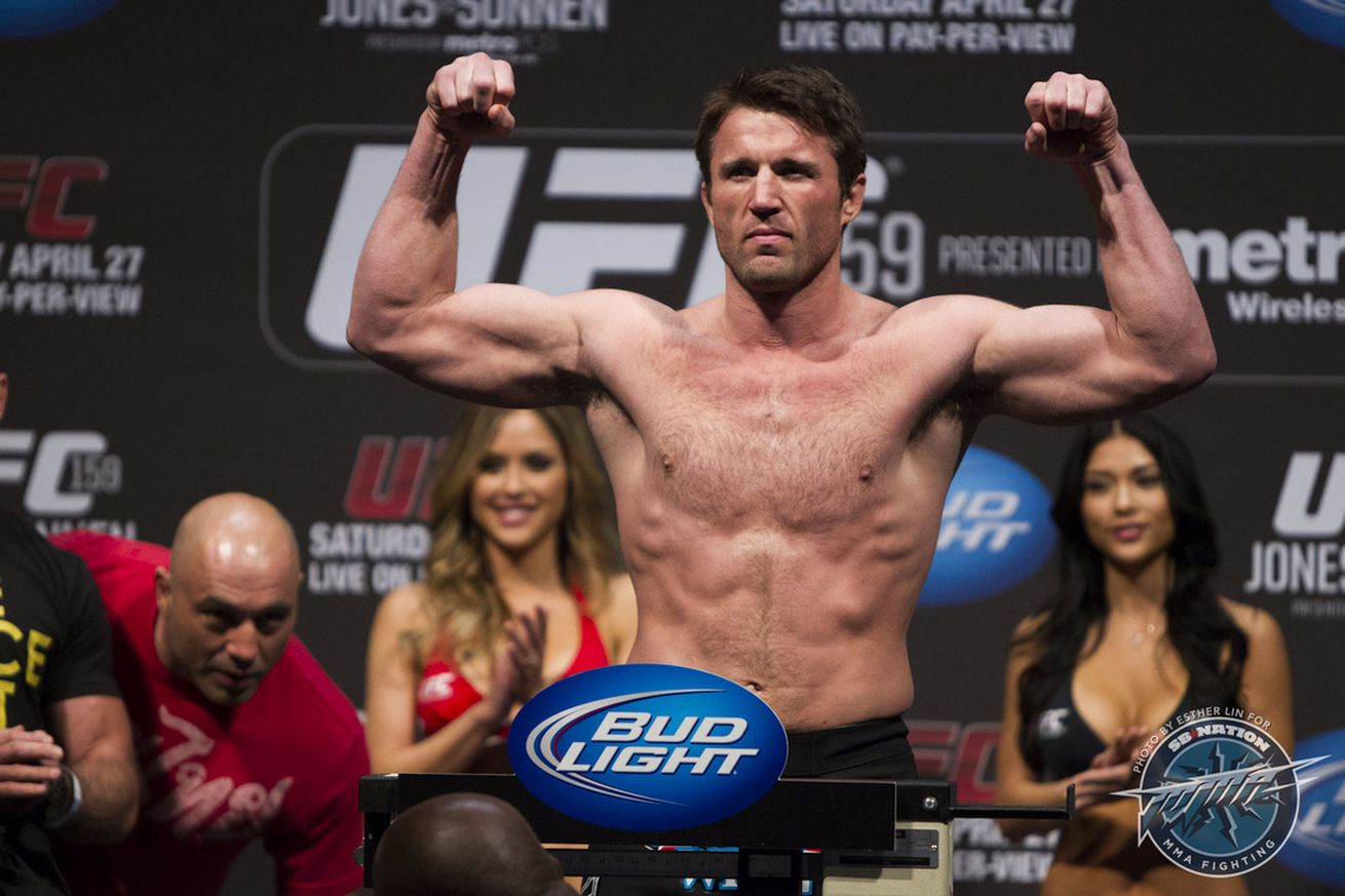 community news, Chael Sonnen convinced Wanderlei Silva to coach Ultimate Fighter (TUF) Brazil 3 by showing his bank balance