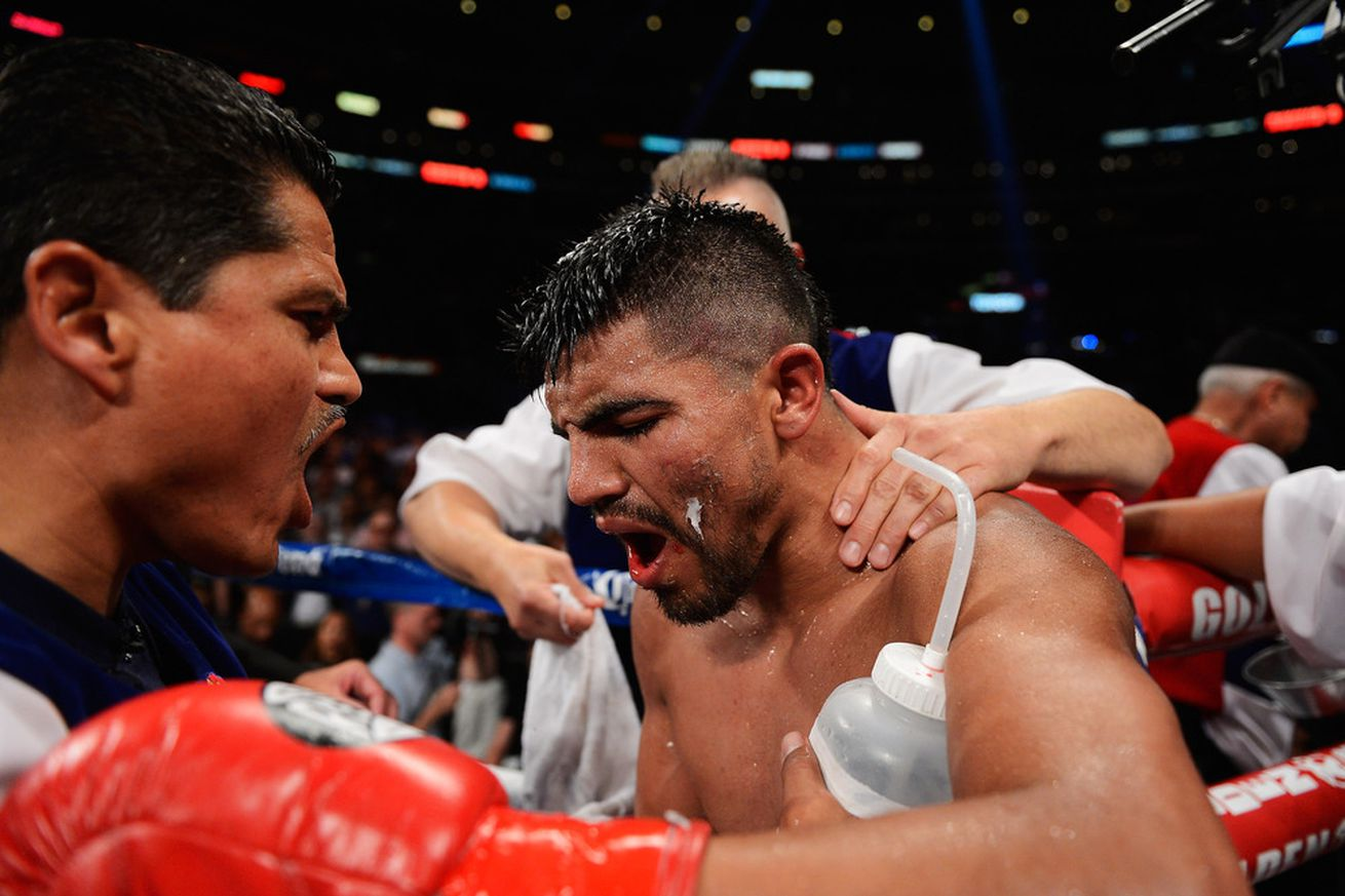 Victor Ortiz has second surgery on broken jaw - Bad Left Hook