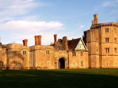 King Henry VIII?s honeymoon castle lists for $10.3M