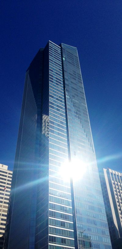 Millennium Tower (photo credit: MichaelTG)