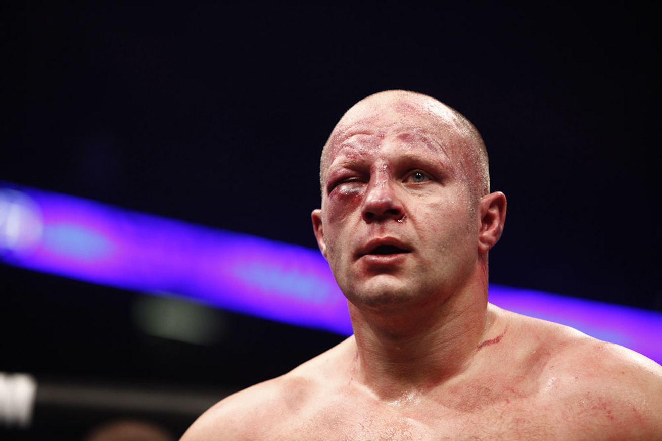 Fedor Emelianenko on potential Bigfoot Silva rematch: Yeah, no