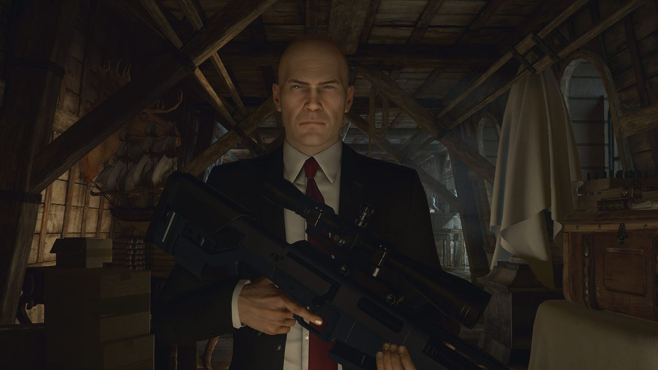 Hitman's retail launch scheduled for January