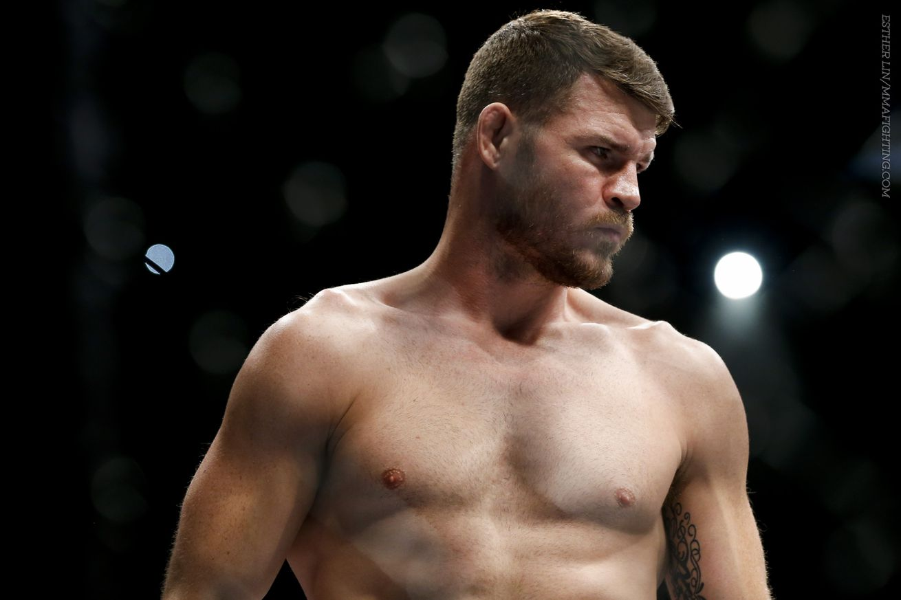 Michael Bisping in to face Luke Rockhold at UFC 199 with Chris Weidman out