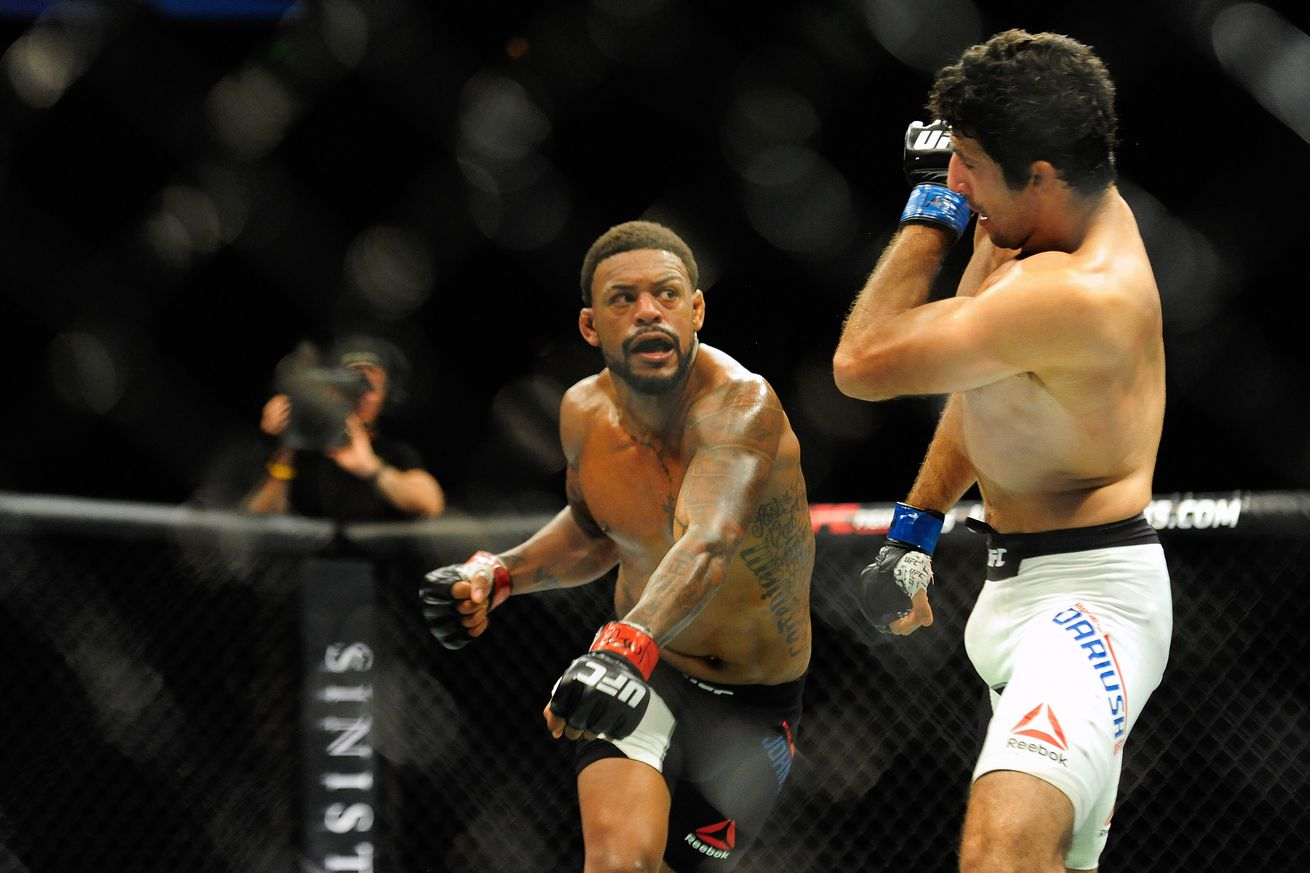 community news, Knockout! Watch Michael Johnson vs Dustin Poirier full fight video highlights from UFC Fight Night 94 last night