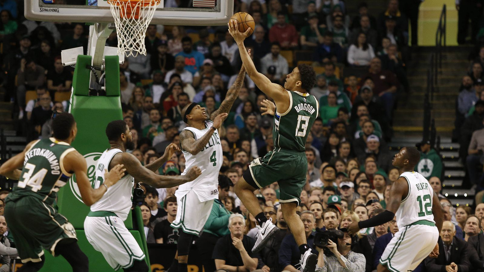 rooz Opinion: Malcolm Brogdon is the NBA Rookie of the Year image