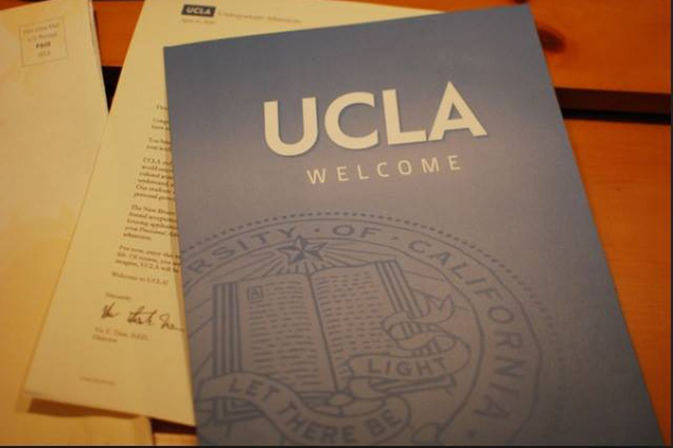 ucla acceptance letter informatin for letter when does ucla send acceptance letters letter