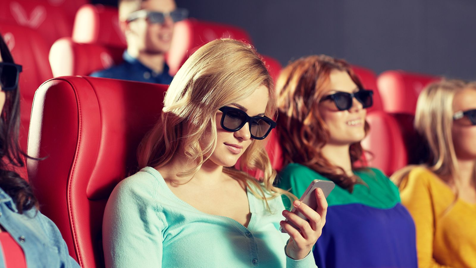 amc theatres may allow cellphone use during movies in