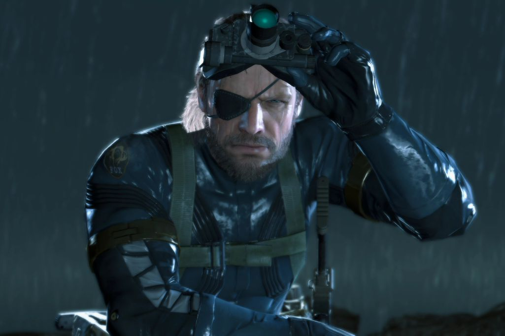 Image result for ground zeroes snake
