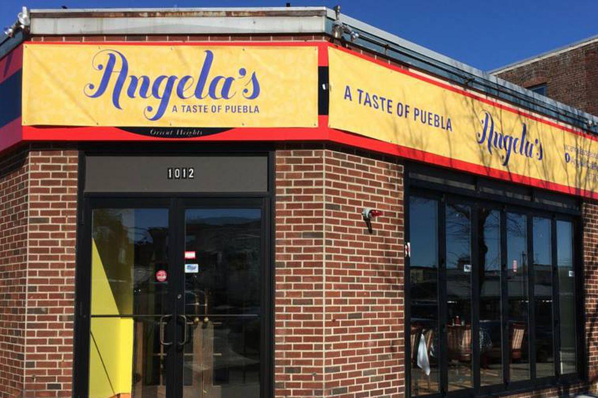 Angela S Cafe Dallas