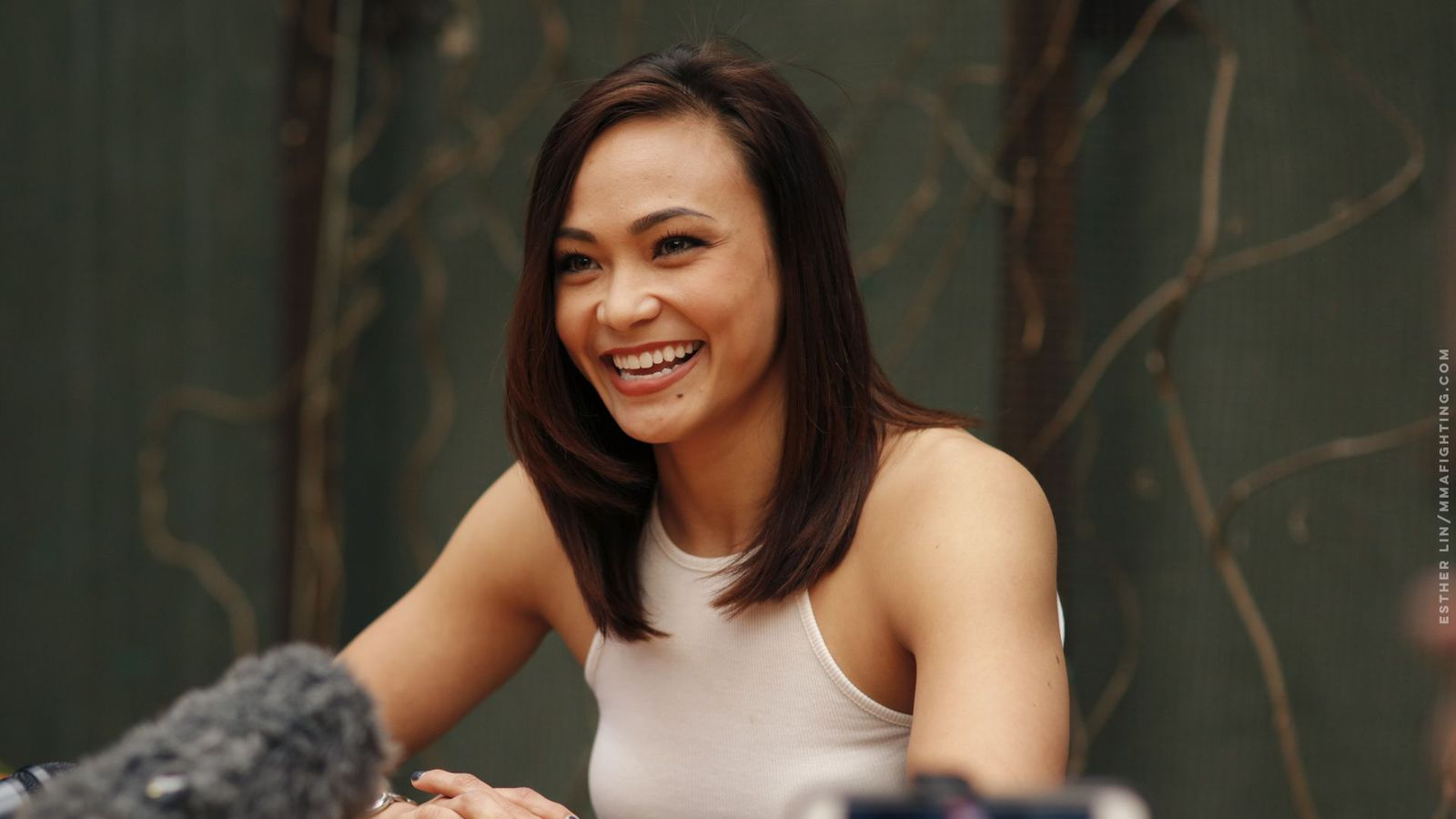 Michelle Waterson Nude Photos 61