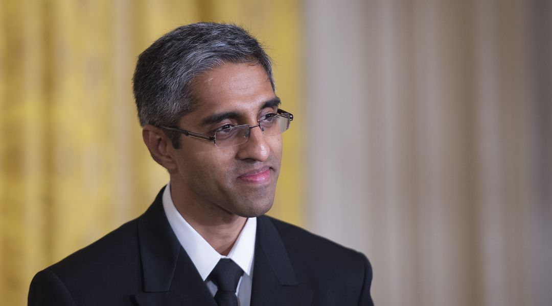 Surgeon General Vivek Murthy was just dismissed from his post as top doctor