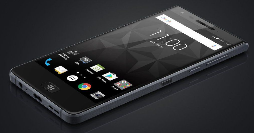 BlackBerry's Upcoming All-touchscreen Phone has Leaked