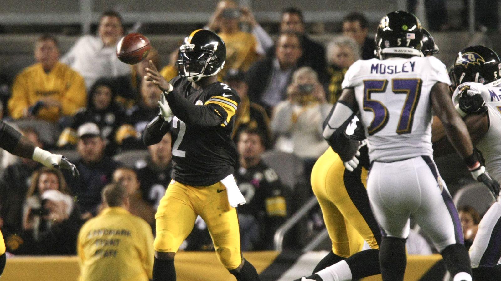 Ravens Vs Steelers 2015 Final Score Baltimore Wins 23