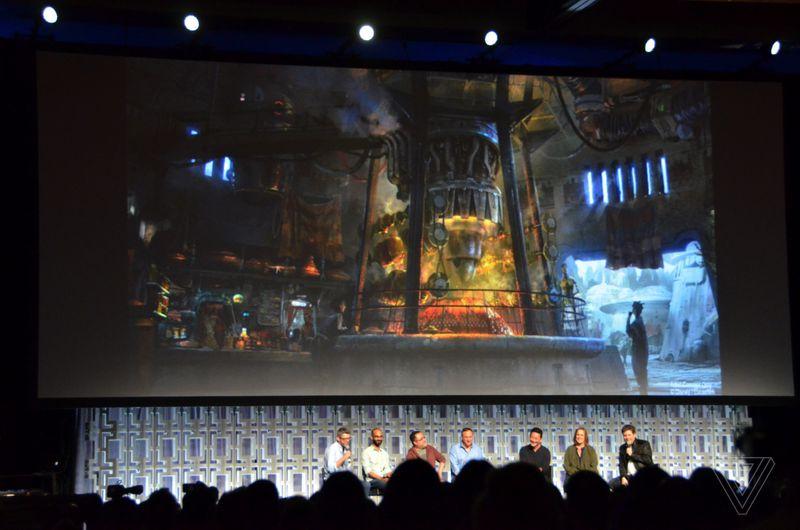 Новости Звездных Войн (Star Wars news): В парках Диснея появятся Звездные войны