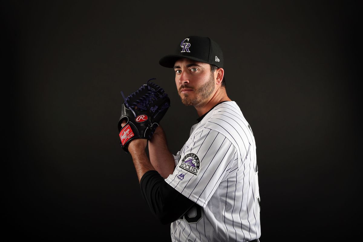Rockies right-hander Chad Bettis has setback in cancer battle