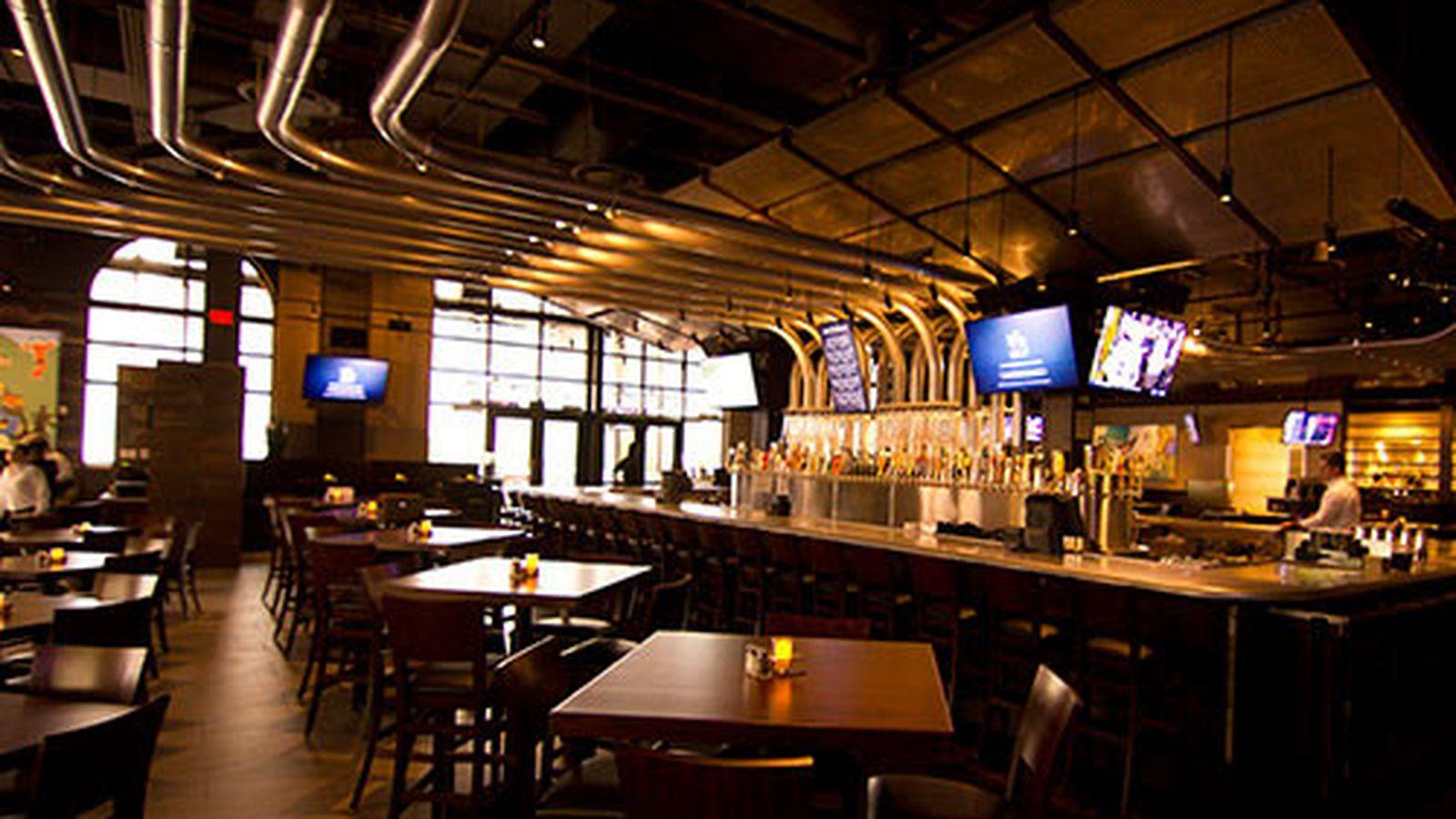 Yard House Restaurant San Francisco
