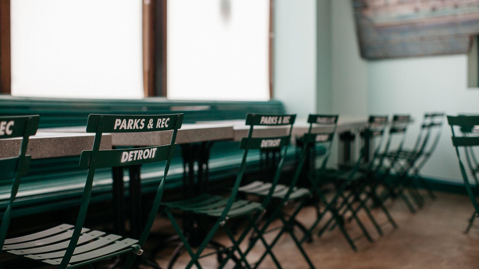 Park & Rec Diner