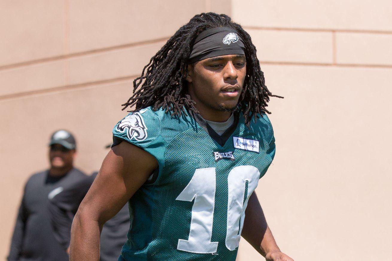 Nike NFL Mens Jerseys - Eagles Practice Squad: Quron Pratt waived, Stephen Morris likely ...