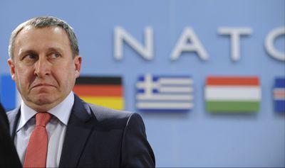 Ukrainian FM NATO