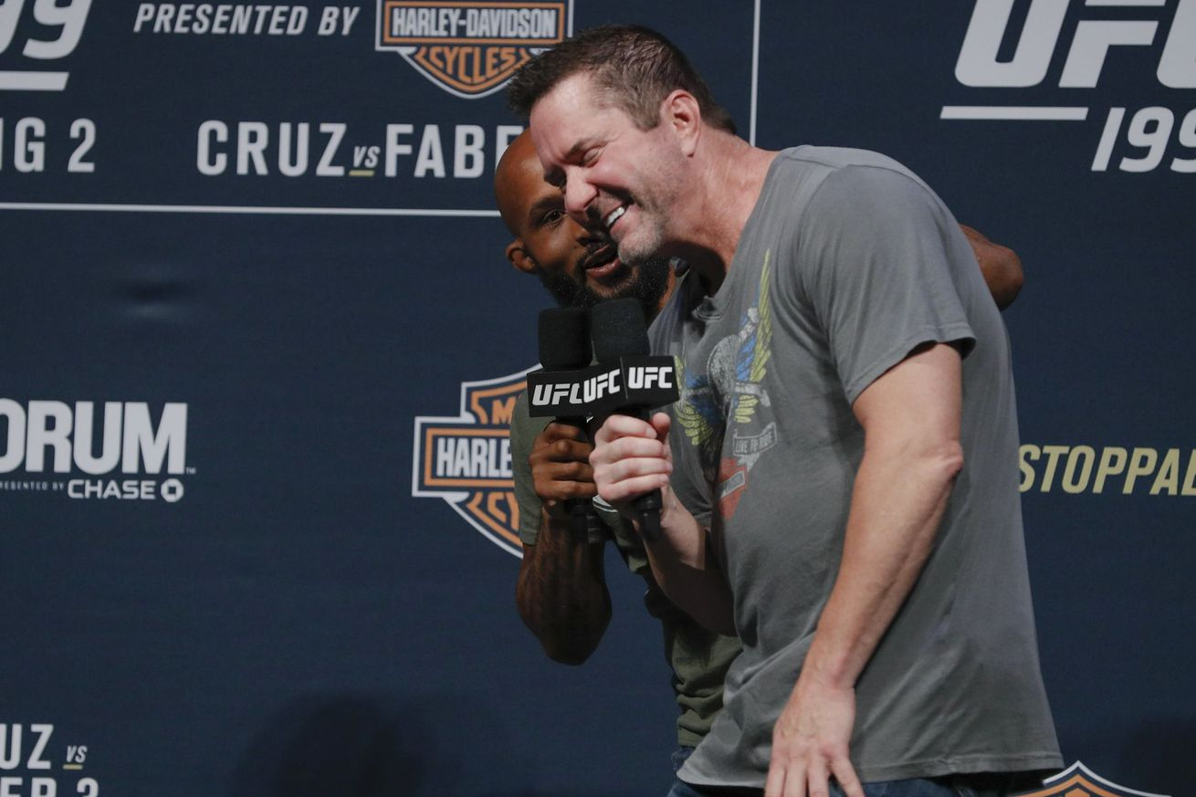 Mike Goldberg breaks silence regarding UFC departure