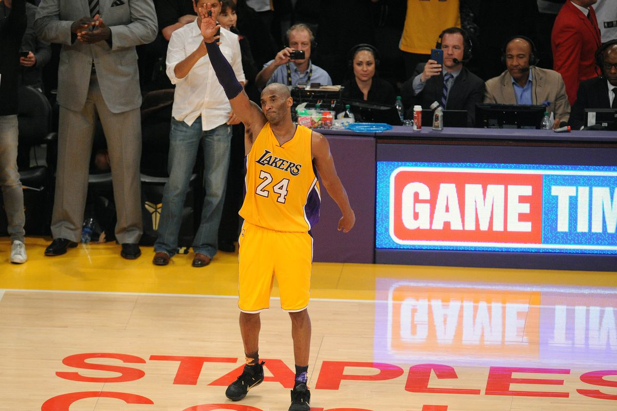Kobe Bryant explains why he doesn't miss playing basketball